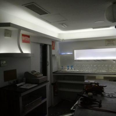 Iluminación LED de muebles