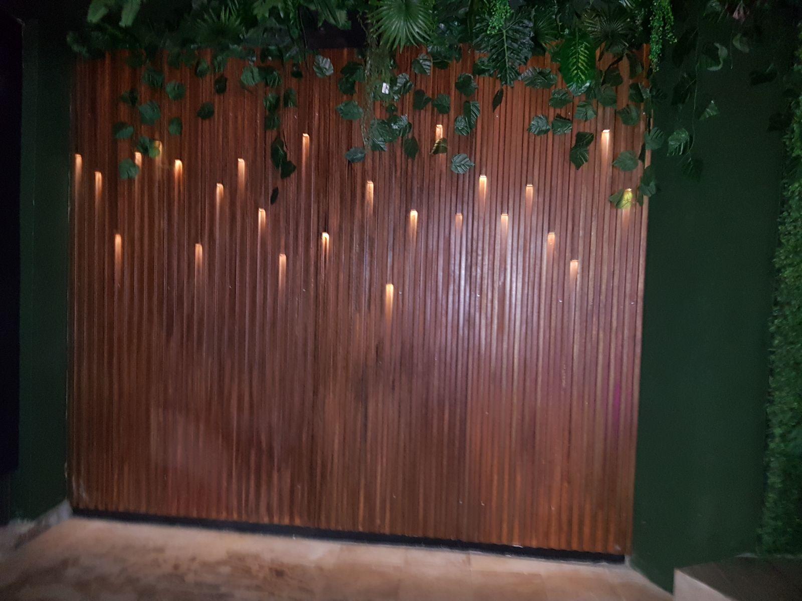 Iluminación led sala